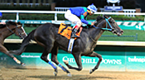 Senor Guitar Wins at Churchill Downs